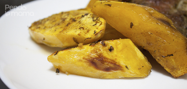 cooked wedges
