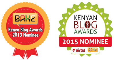BAKE 2013 and 2015 Nominee Badges